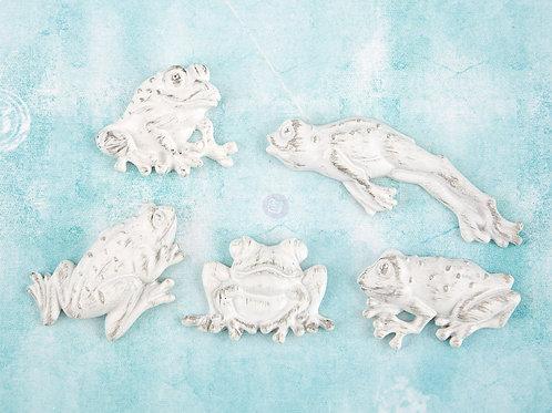 Prima Ingvild Bolme Treasures Resin Frogs