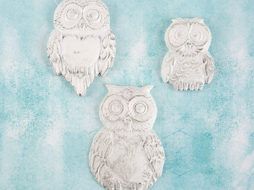 Prima Ingvild Bolme Treasures Resin Large Owls