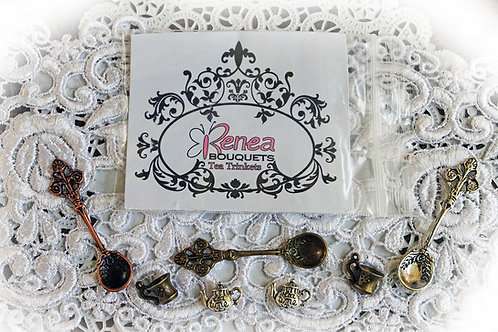 Reneabouquets Tea Time Trinkets Pack
