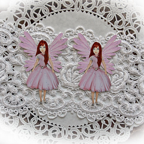 Small Fairy Tale Premium Paper Die Cuts~Aviana