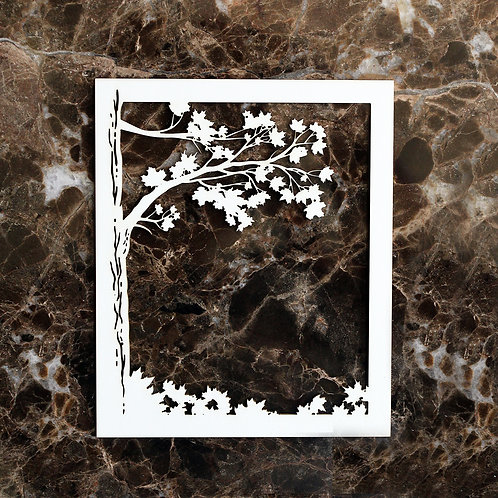 Beautiful Board Medium Tree Frame