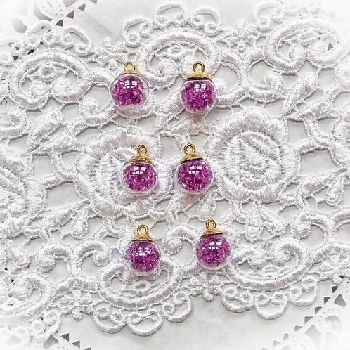 Fairy Orbs Purple