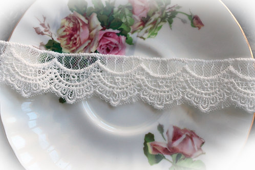 Reneabouquets Trim-Delicate Beauty Guipere  Lace