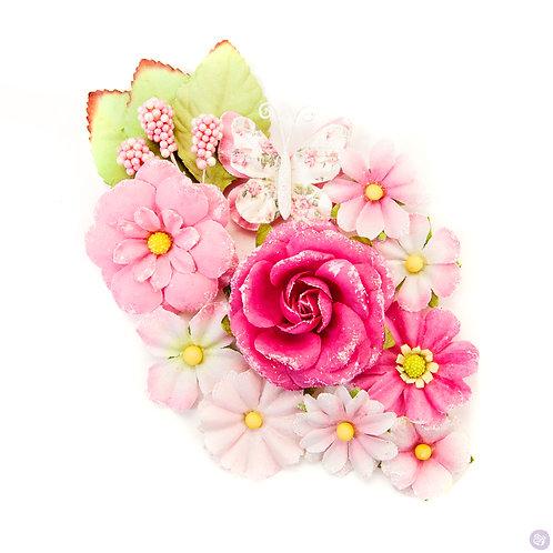 Prima Marketing Misty Rose Lafayette Flowers