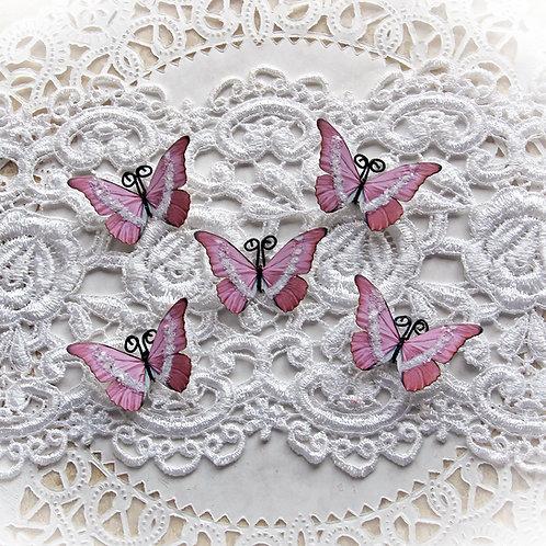 Tiny Treasures Ice Fairy Pink  Premium Paper Glitter Glass