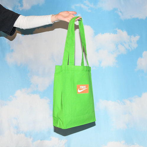 """""""yikes"""" tote"""