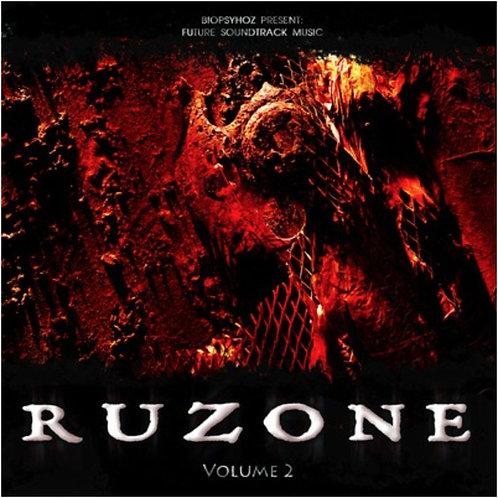 CD RUZONE#2 / FUTURE SOUNDTRACK MUSIC
