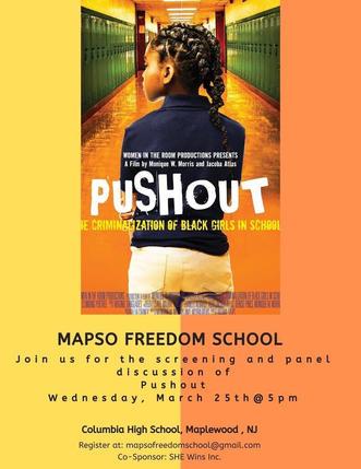Pushout Video Screening