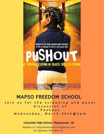 Pushout Video Screening