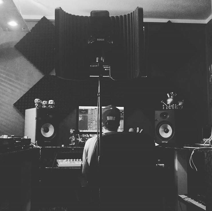 Studio Vocal Recording