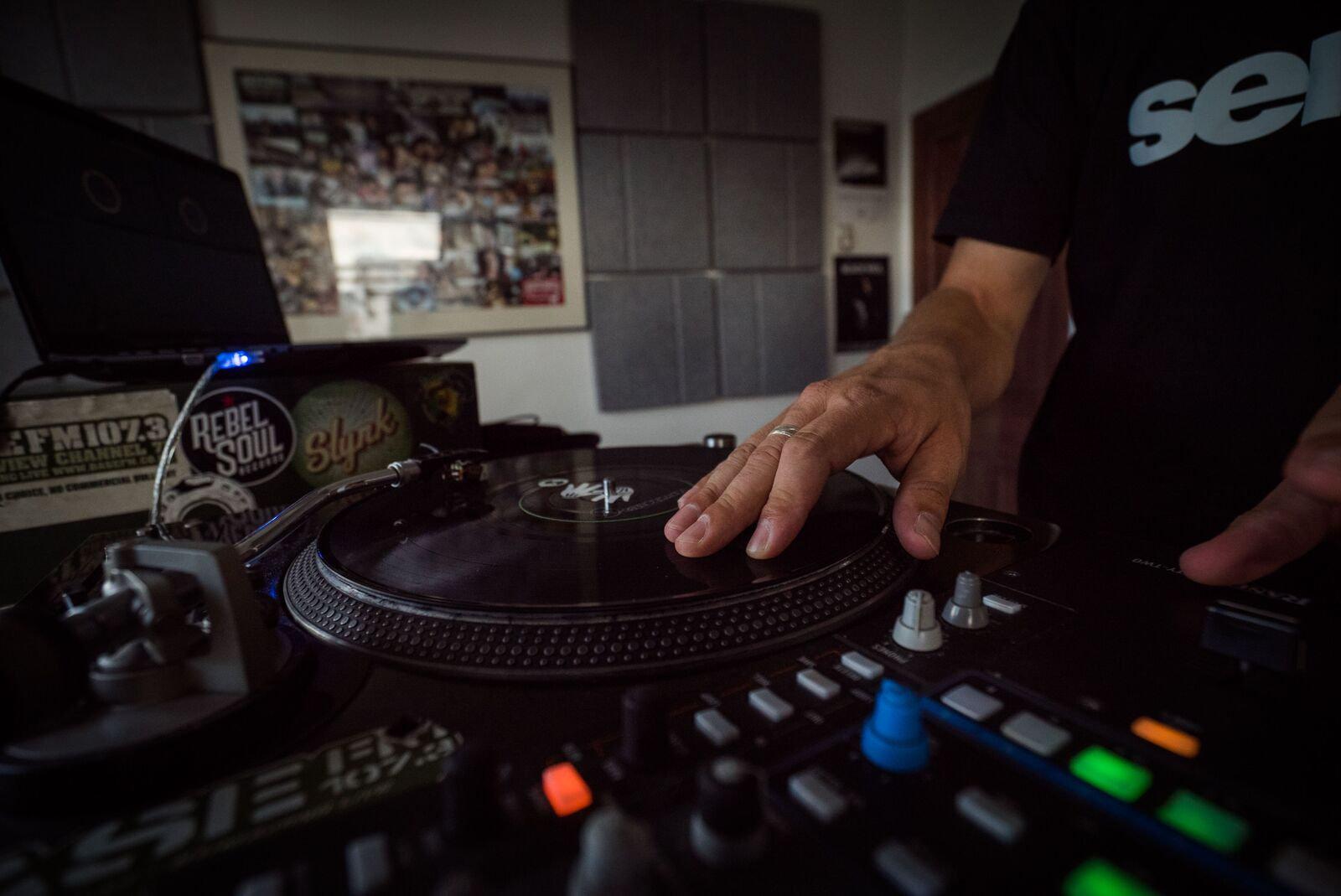 DJ mix recordings
