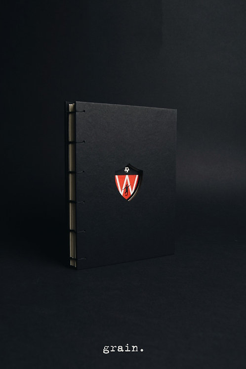 Empower Hardcover Notebook