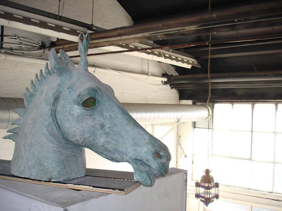 bronze sculpture foundry casting moulding patination restoration designers