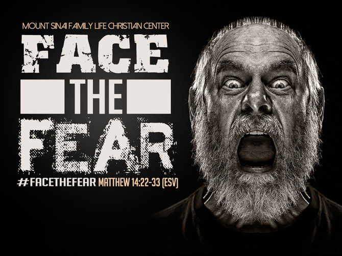 FACE THE FEAR (get the ghost)