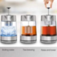 CISNO kettle
