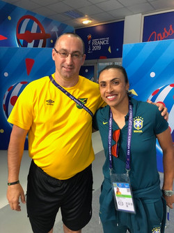 Meeting Marta!