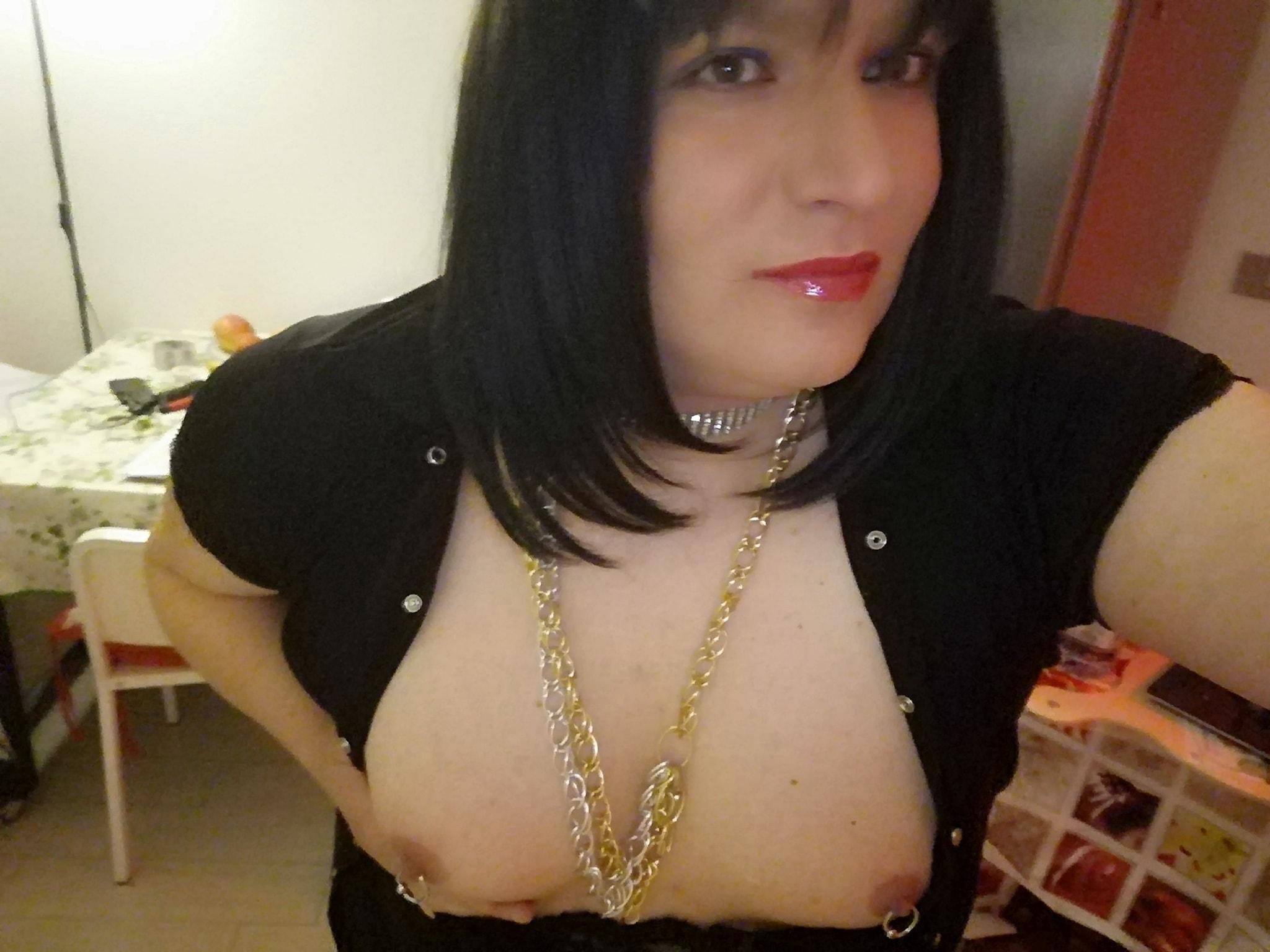 trans transex Pescara vampirella
