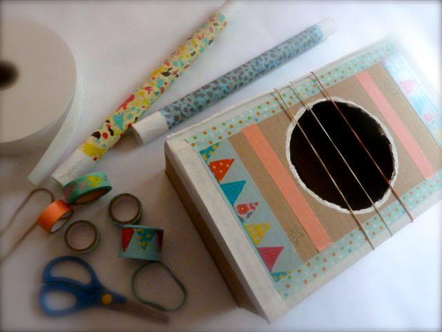 Création instrument de musique