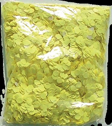 Sachet de confettis de couleur Luxe
