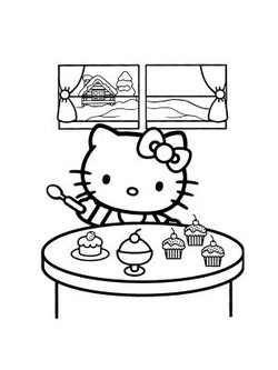 coloriage hello kitty cuisine gateaux (1).jpg