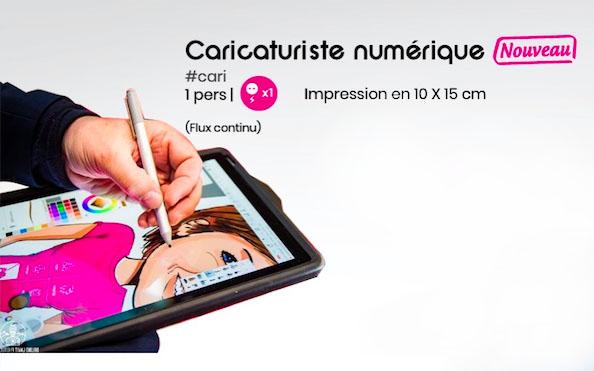 #cari_Caricaturiste_numérique