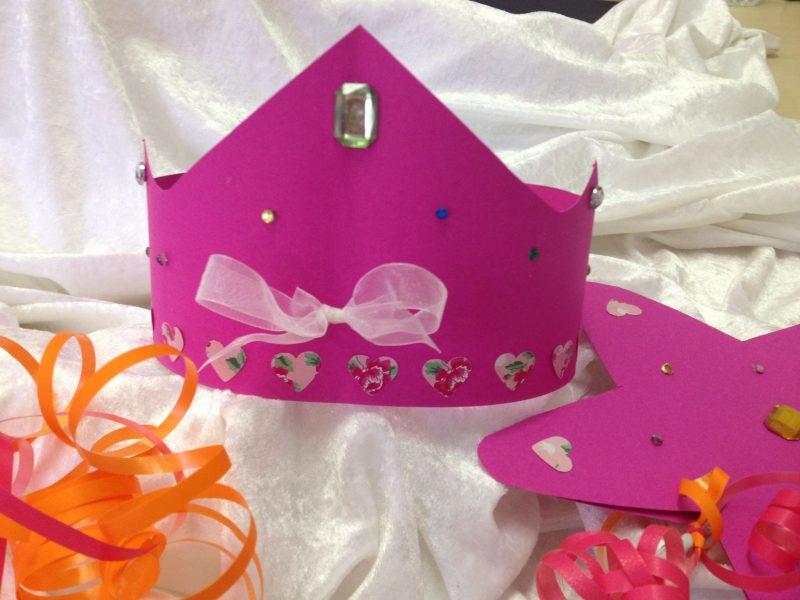 Création accessoires princesses