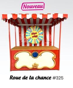 #325 roue de la chance