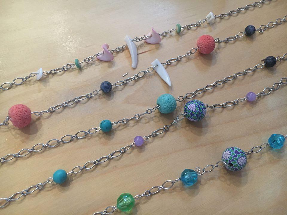 Ateliers bijoux