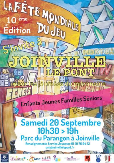 Fête Mondiale du Jeu Joinville 2014