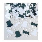 Confettis de table Haut de forme