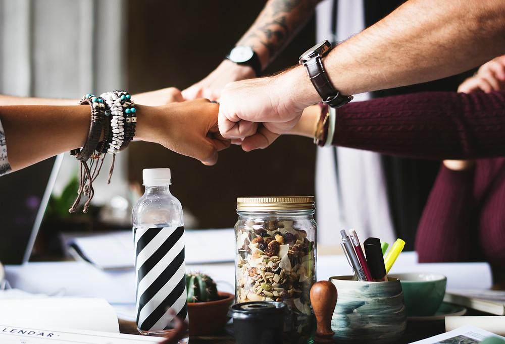 S'entourer des meilleurs partenaires
