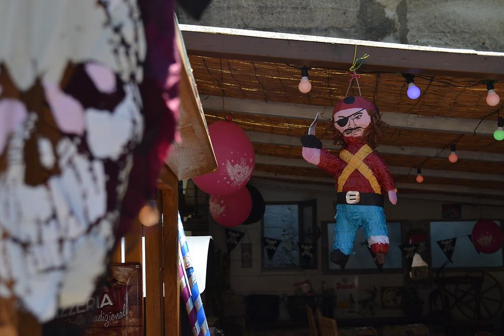 Ballons et Pinatas Pirates