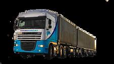 Transbirday Caminhao Container Bi-trem.p