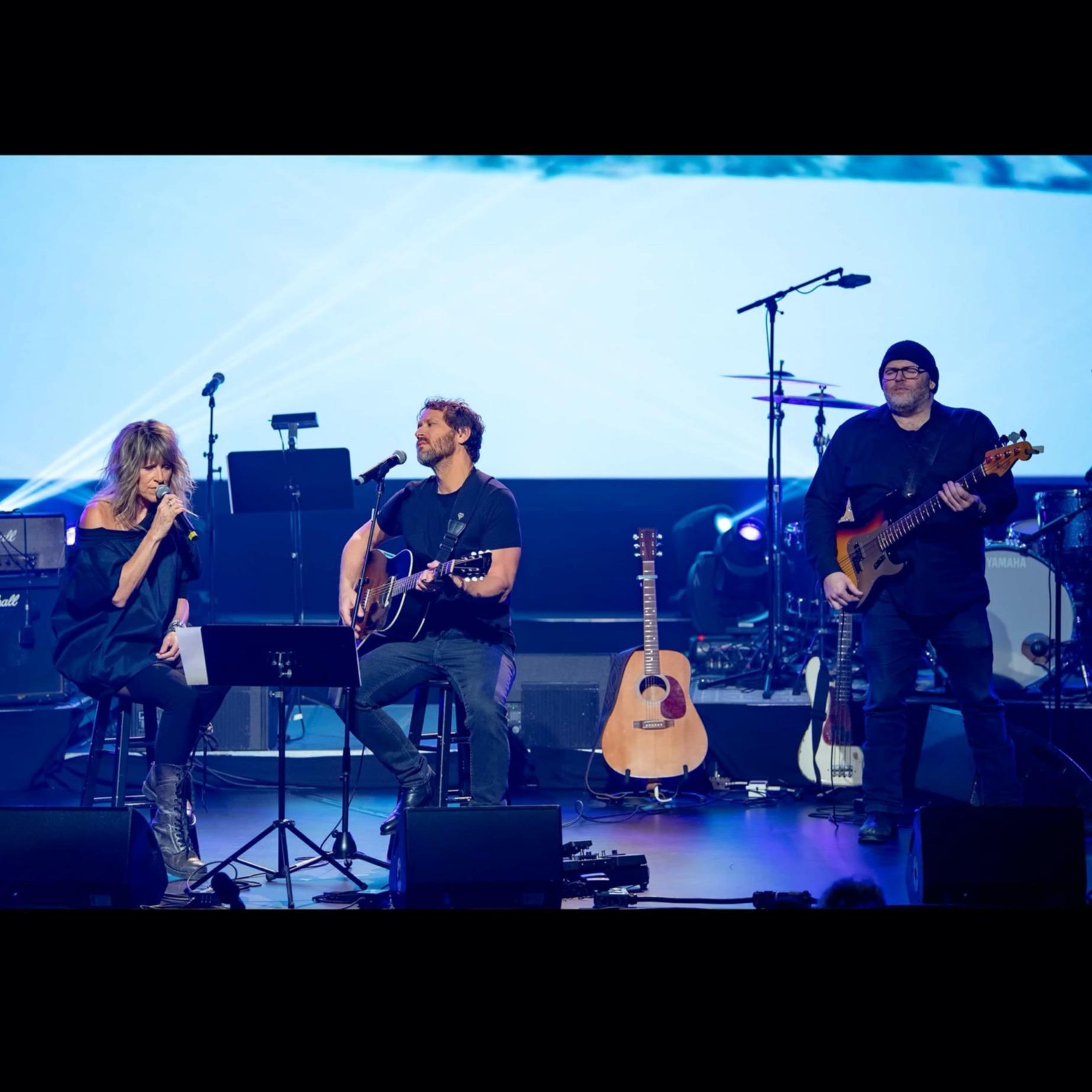 Ian, Kevin et Luce