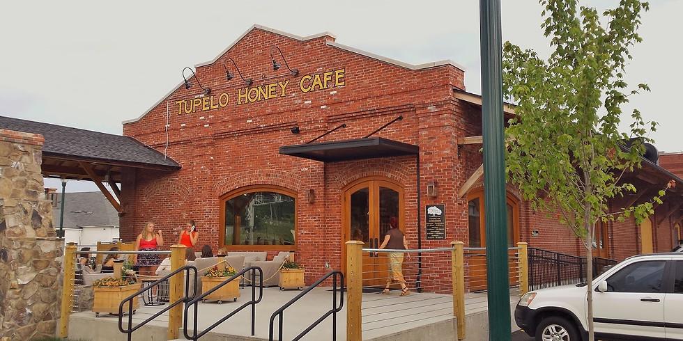 Happy Hour Fellowship at Tupelo Honey