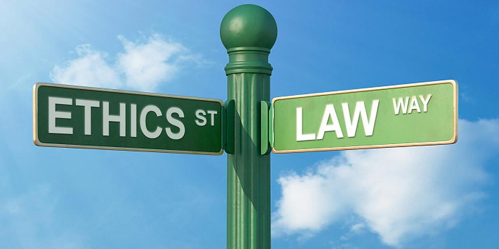 Ethics & Law Update - 2019