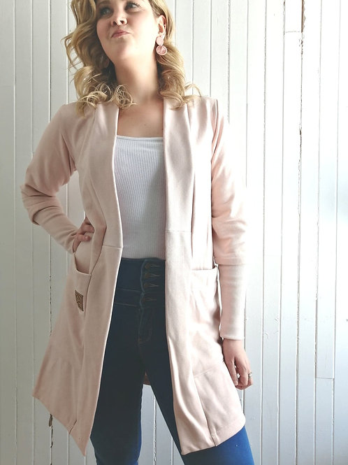 Veste BamBoo SPIRIT--Rose Blush