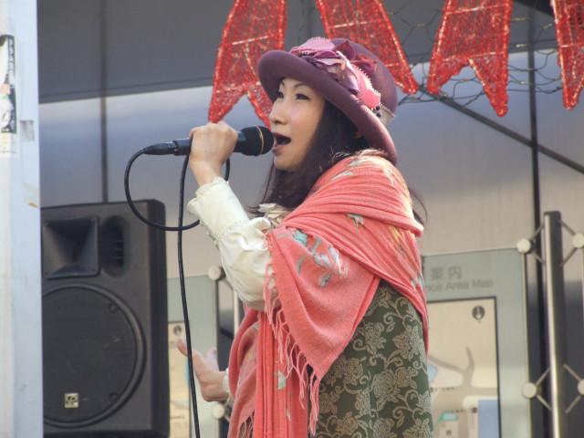 2014.11.22@船橋駅前