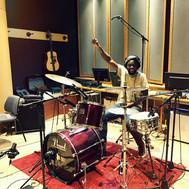 Amen Viana - on drums!