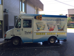 Thrive Ice Cream Truck drivers side