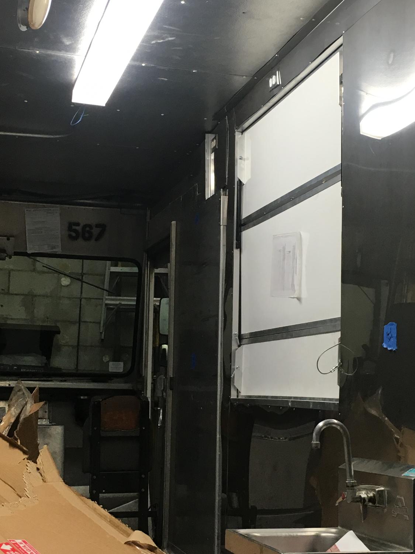 4'x4' concession window