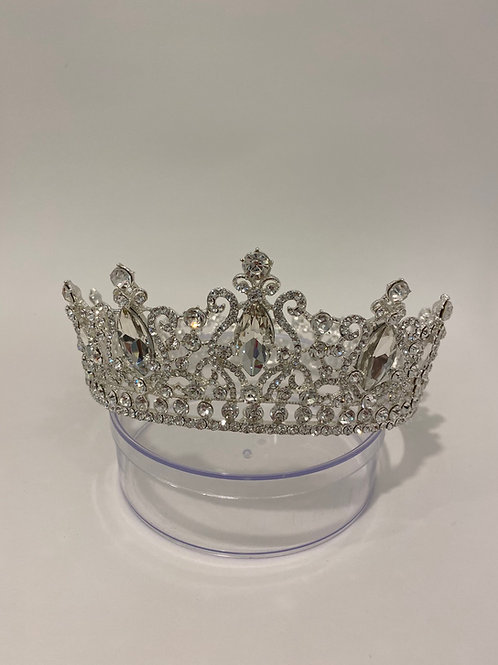 Silver FULL Crown