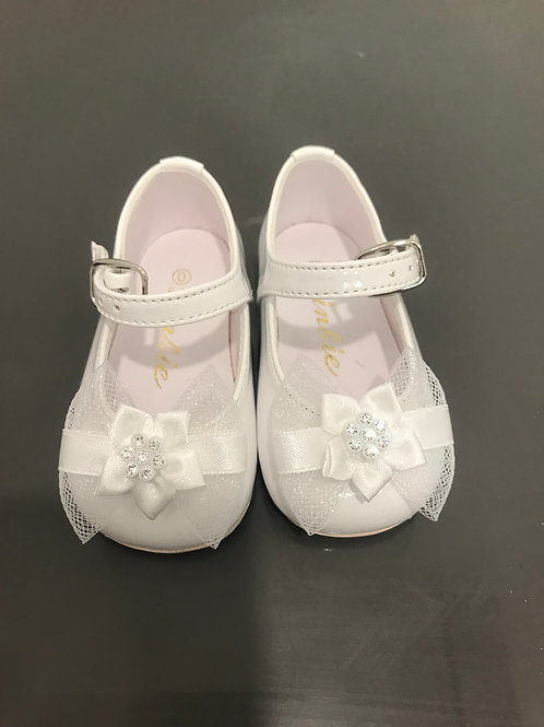 Low Top Shoes/ Bow