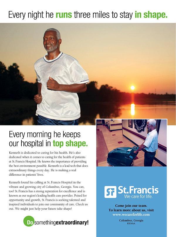 St. Francis Recruitment