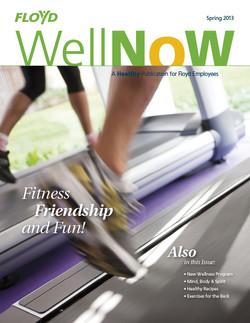 Healthcare Magazine Design Columbus