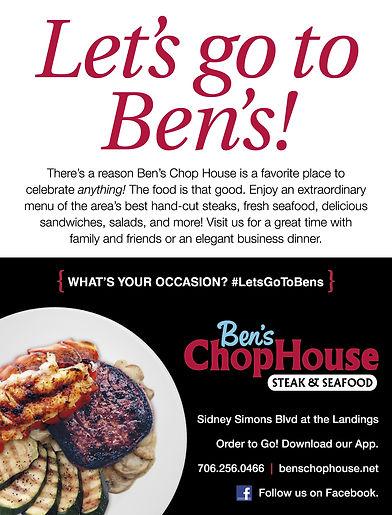 Ben's Chop House