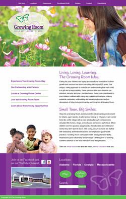 Child Development Advertising Columb