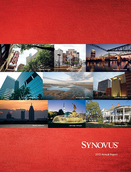 Image By Design - Synovus Annual Report