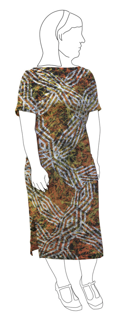 Dress 4: Front view
