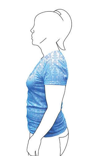 Shirt Illustration 1- Side